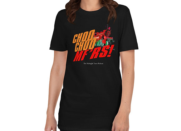 Choo Choo Short-Sleeve Unisex T-Shirt