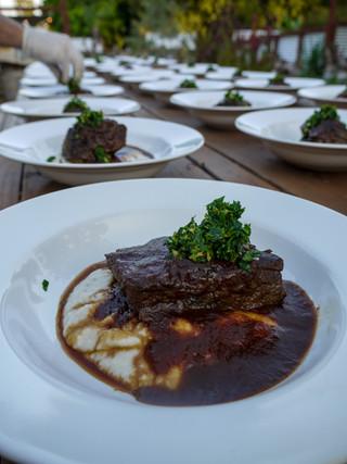 Bourbon Braised Beef