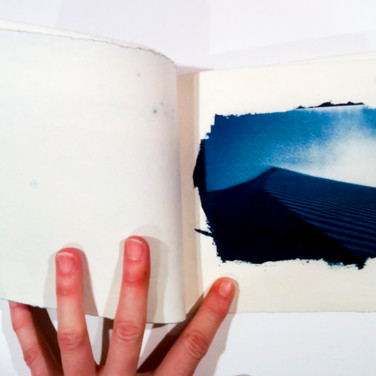 Cyanotype Book
