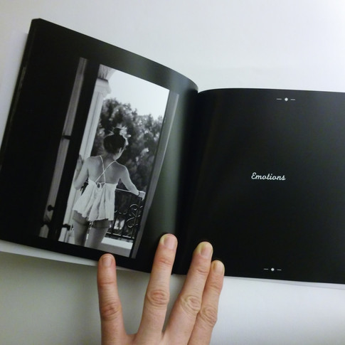 Beginning Photography - Final Book Project