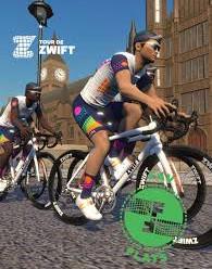 E-SPORT - ECycling FSGT Race 2021