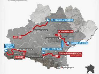 Le parcours complet et les favoris de la Route d'Occitanie 2021