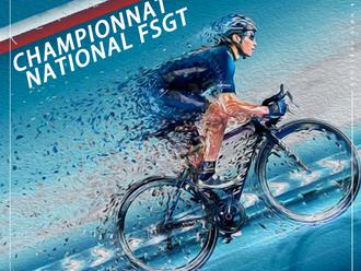 CYCLISME SUR ROUTE - Championnat National FSGT à Saint-Chinian les 3 et 4 juillet 2021