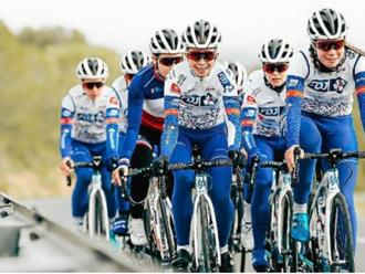 ECycling FSGT La Ladies' Race