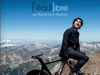 Clément Leroy, adhérent du Sorèze Vélo Club, honoré sur la couverture du catalogue Bouticycle.