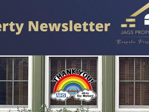 JAGS Monthly Newsletter
