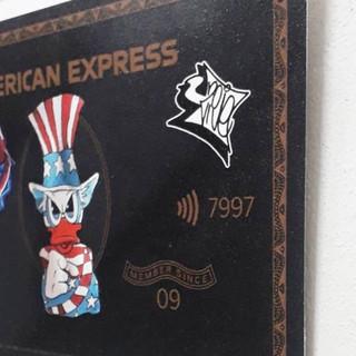 American Zive - Card