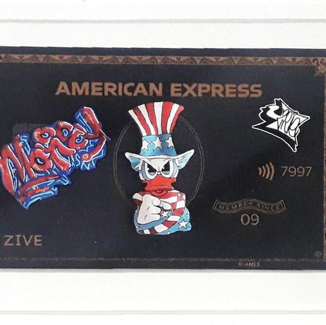 American Zive Card