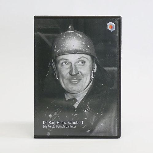 """DVD """"Karl-Heinz Schubert– Die Persönlichkeit dahinter"""""""
