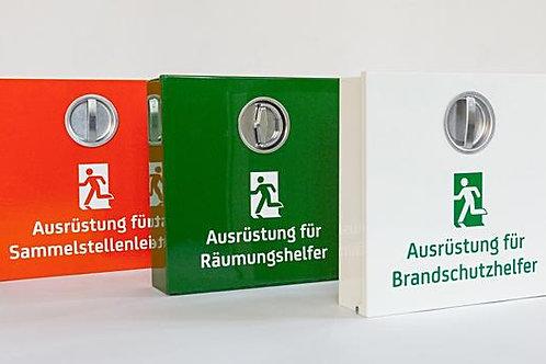 Räumungsbox / Evakuierungsbox