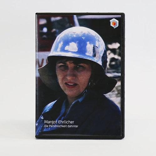 """DVD """"Margot Ehrlicher – Die Persönlichkeit dahinter"""""""
