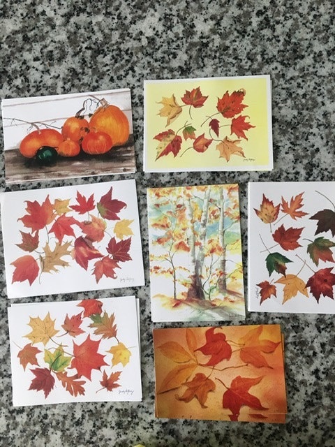 Cards from my paintings _4