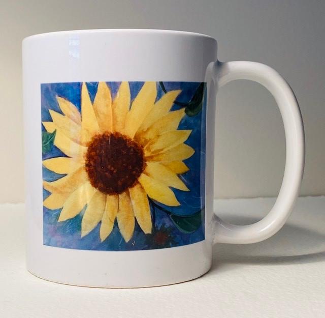 Sunflower Mug _4