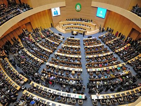 Séance publique de l'Union africaine sur le thème : ''Vivre ensemble en paix''