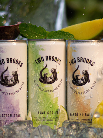 Product Shoot | Two Brooks Drinks