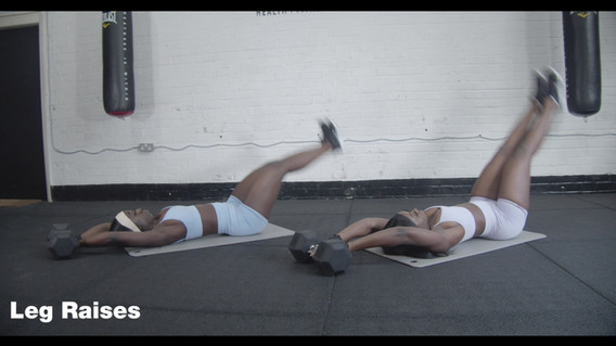 Maddy Obeng/Get Body J | Workout video