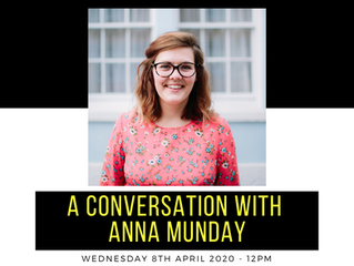 Growing a successful agency - An interview with Anna Munday