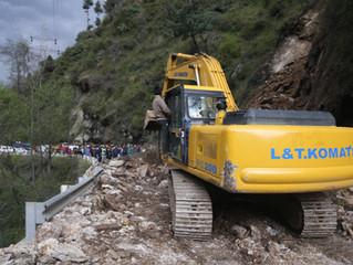 Day 62: Landslide