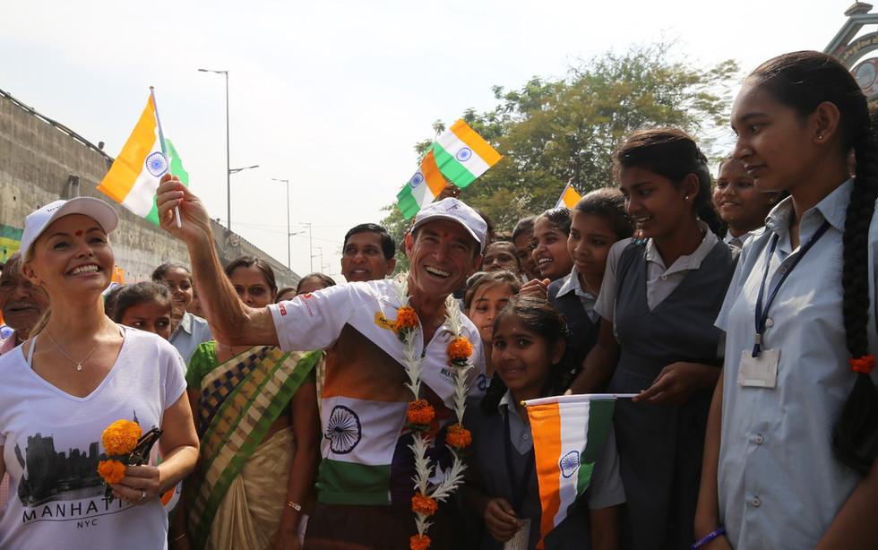 SPIRIT OF INDIA RUN