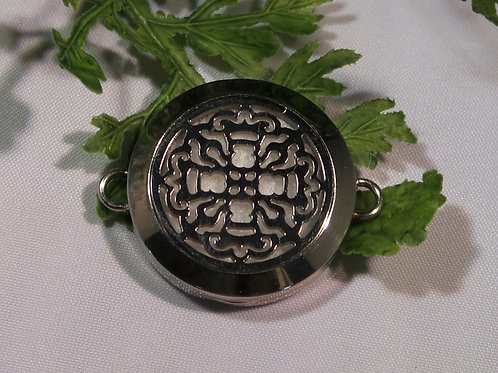 Celtic Cross Diffuser Locket