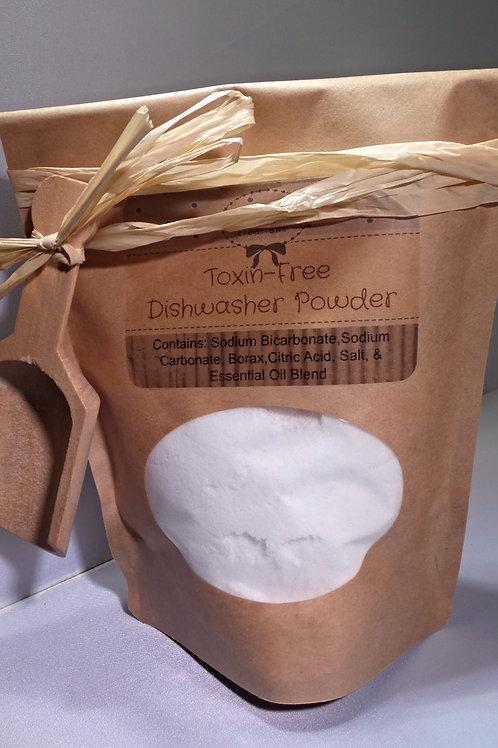 Toxin Free Dishwasher Powder