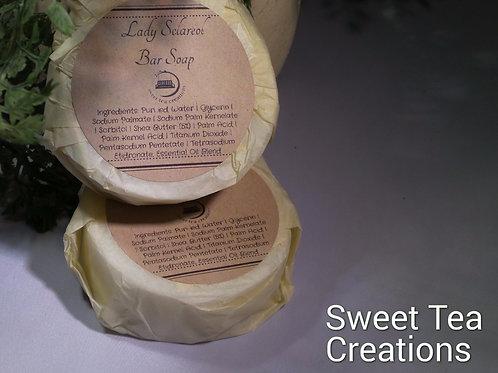 Lady Sclareol Bar Soap