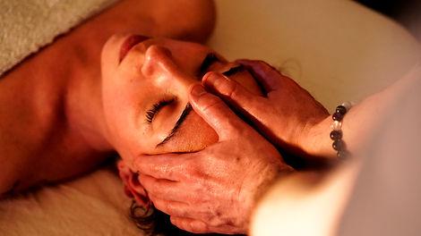Massage Global tête