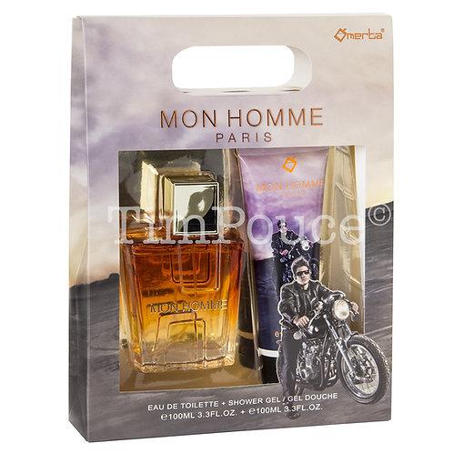 Coffret Mon homme - Paris