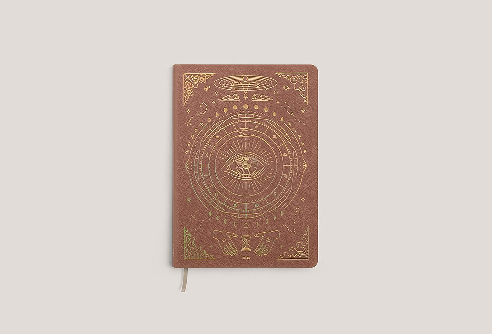 Magic Of I Lined Journal | Pocket Sized