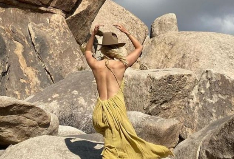 Grecian Margarita Maxi Dress | Olive | Jen's Pirate Booty