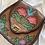Thumbnail: Wild Flower Bag With High Grade Turquoise | Buffalo Girl