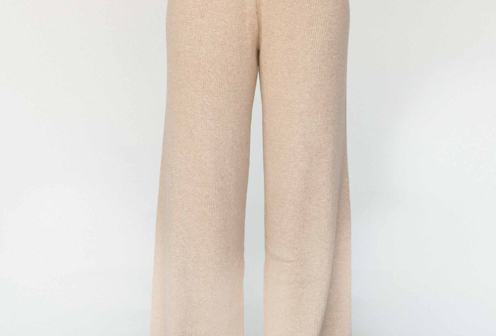 Flora Knit Pant | Dunes | The Lullaby Club