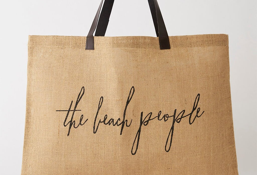 Original Jute Bag   The Beach People