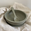 The Roundy Set | Silicone Bowl and Spoon Set
