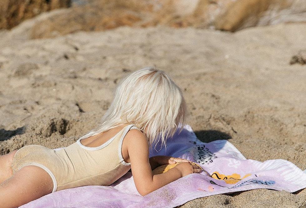 Sirene Kids Beach Towel byThe Beach People