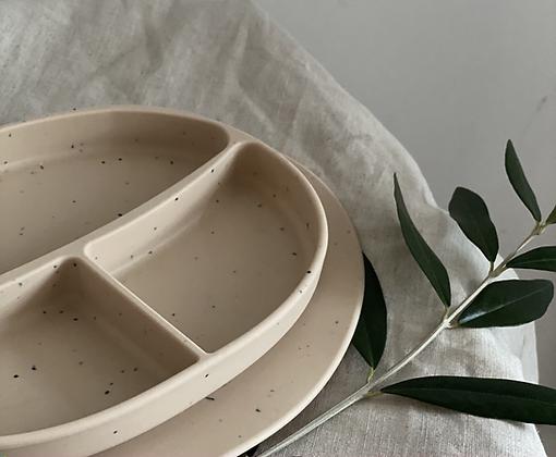 The Segment Bowl   Silicone Bowl   Speckle