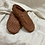 Thumbnail: Woven Children's Mules | Tan Leather | Scandic Gypsy