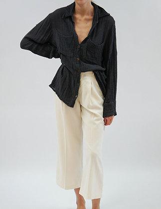 Mahzar Shirt | Black | Jen's Pirate Booty