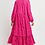 Edie Dress in Viola by Free People maxi dress featured in a button-front silhouette and silky fabrication with plaid print