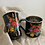 hand-painted stainless steel tumblers make the perfect alternative to plastic and glass, offering greater durability, safety