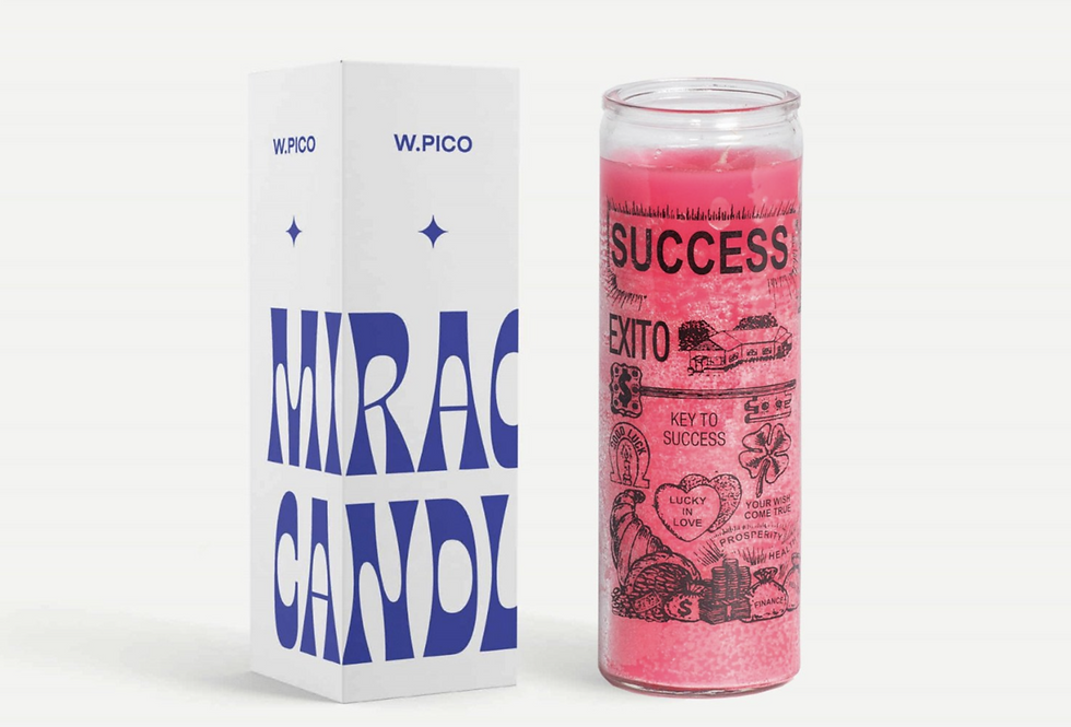 Success Miracle Candle | W.PICO