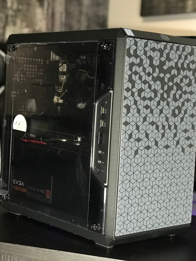 Gaming PC1 - Neuf - Sur Commande