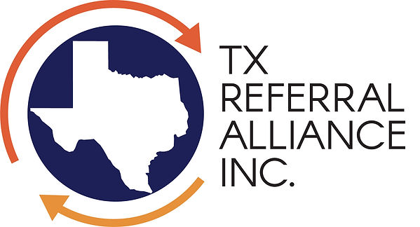 TX REFERRAL ALLIANCE INC FINAL LOGO - Ha