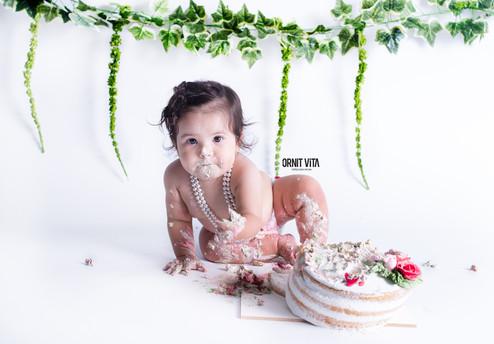 צילומי סמאשקייק, צילומי גיל שנה, צילומי ילדים, צילומי ילדים בסטודיו