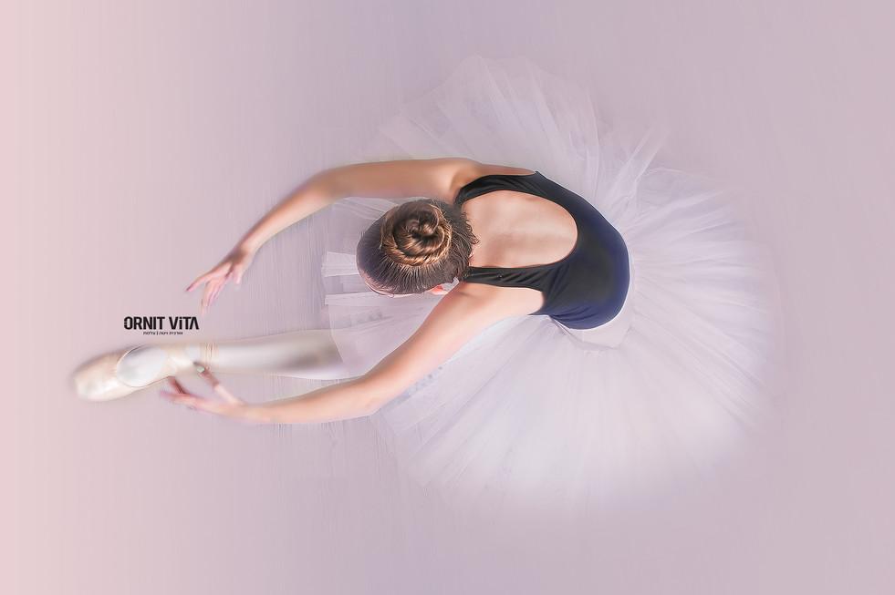 בוק בת מצווה לרקדנית בלט