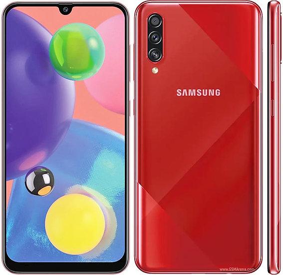 Samsung Galaxy 6GB 128GB Red