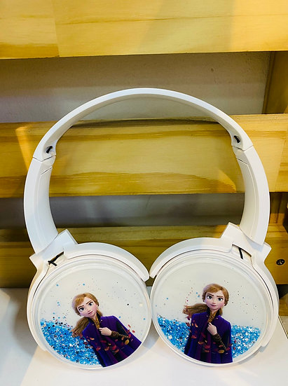 Kids Bluetooth Headphones Frozen  (Aana)