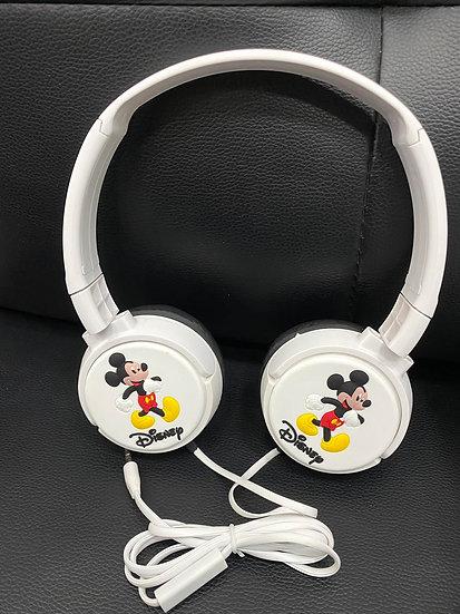 Mickey Kids Wired Headphones