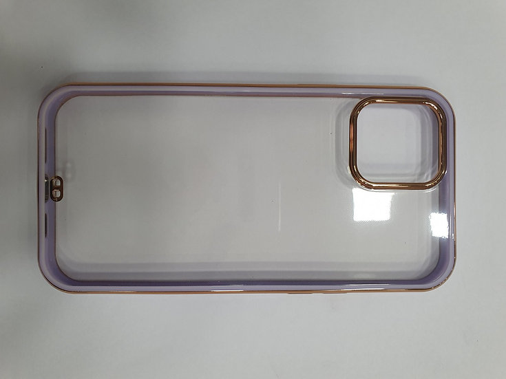 iPhone 12 Pro Max 6.7 Transparent Case