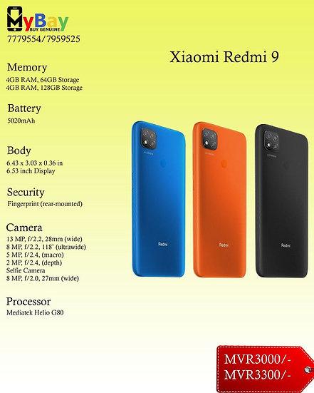 Xiaomi Redmi 9 4GB 64GB